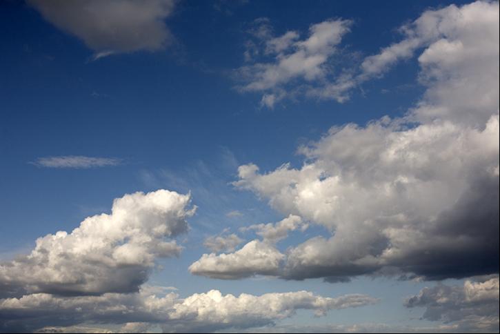 Vissa moln måste man väl ändå kunna gå på