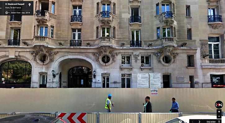 Hotell Lutetia - numera stängt - Camus äter lunch med en vän där dagarna innan Människans revolt ges ut - Låt oss skaka hand för om några dagar kommer inte många att vilja skaka min hand - säger han innan de skiljs åt